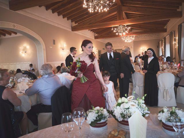 Il matrimonio di Fabrizio e Laura a Erbusco, Brescia 124