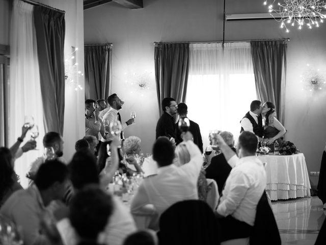Il matrimonio di Fabrizio e Laura a Erbusco, Brescia 126