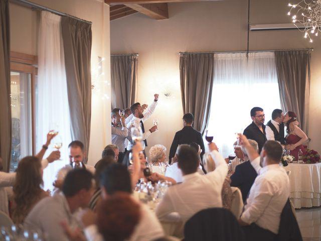 Il matrimonio di Fabrizio e Laura a Erbusco, Brescia 127
