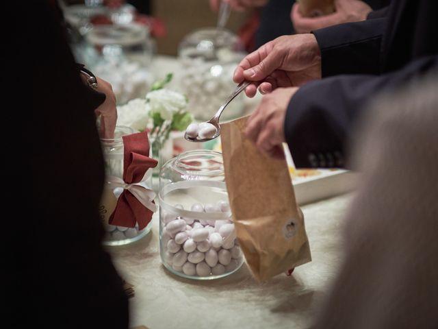 Il matrimonio di Fabrizio e Laura a Erbusco, Brescia 133