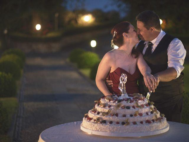 Il matrimonio di Fabrizio e Laura a Erbusco, Brescia 134