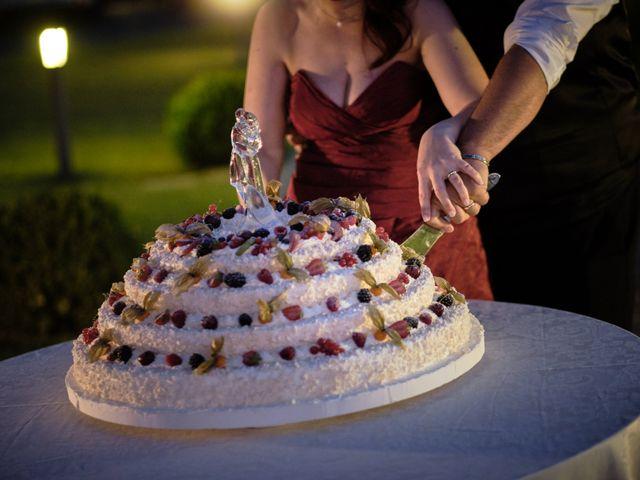 Il matrimonio di Fabrizio e Laura a Erbusco, Brescia 135