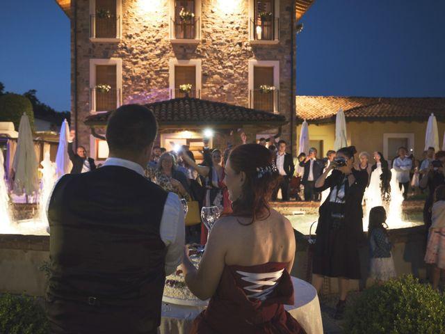 Il matrimonio di Fabrizio e Laura a Erbusco, Brescia 138