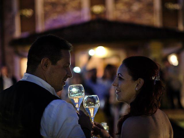 Il matrimonio di Fabrizio e Laura a Erbusco, Brescia 141