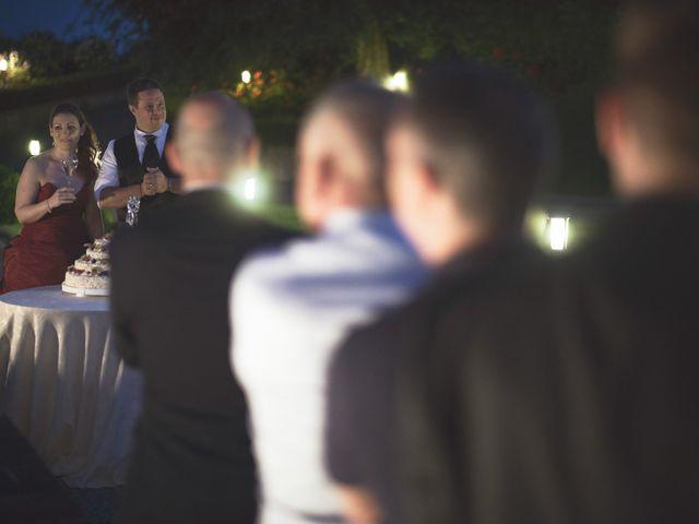 Il matrimonio di Fabrizio e Laura a Erbusco, Brescia 147
