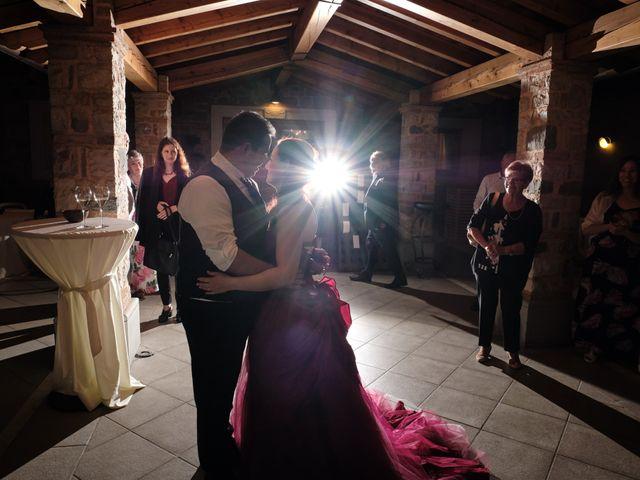Il matrimonio di Fabrizio e Laura a Erbusco, Brescia 149