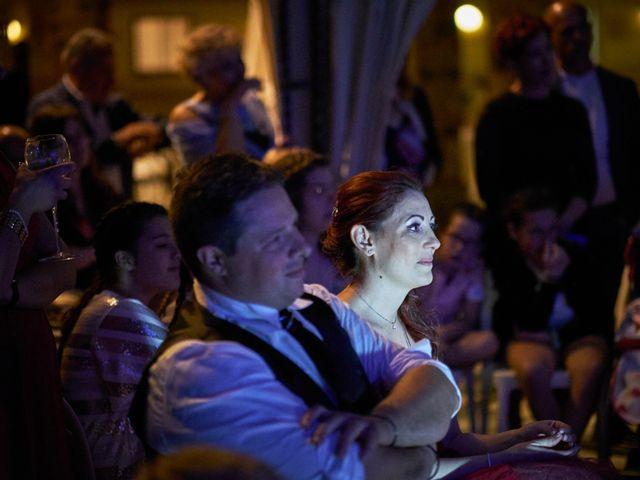 Il matrimonio di Fabrizio e Laura a Erbusco, Brescia 154