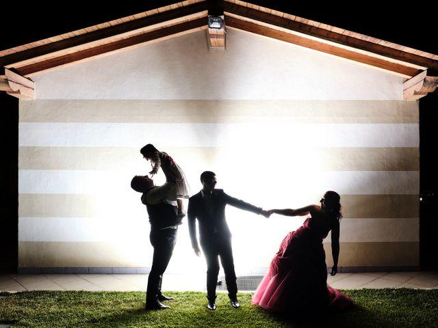 Il matrimonio di Fabrizio e Laura a Erbusco, Brescia 156
