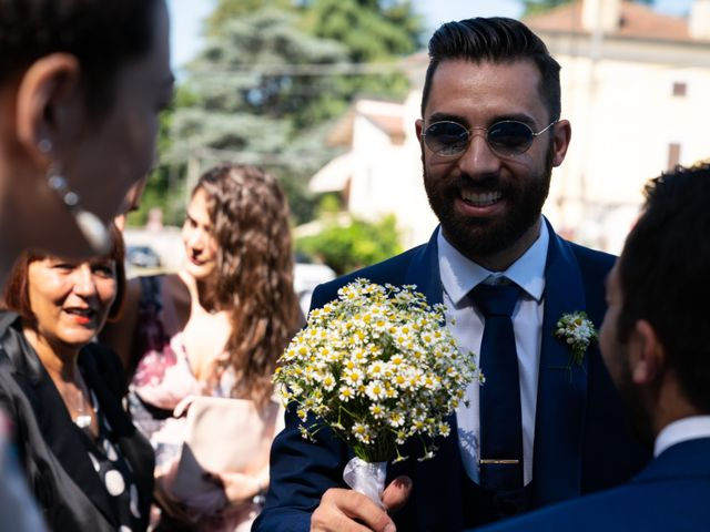 Il matrimonio di Mattia e Lara a Vicenza, Vicenza 9