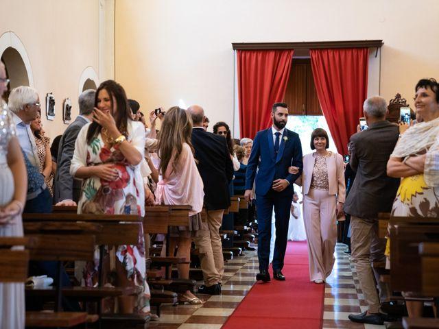 Il matrimonio di Mattia e Lara a Vicenza, Vicenza 12