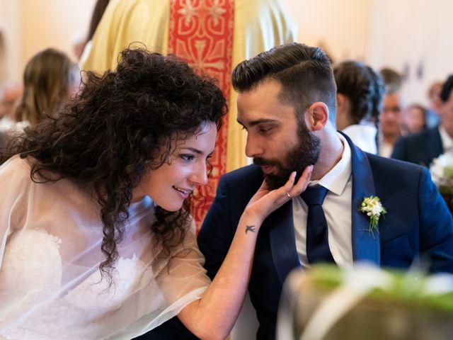 Il matrimonio di Mattia e Lara a Vicenza, Vicenza 21
