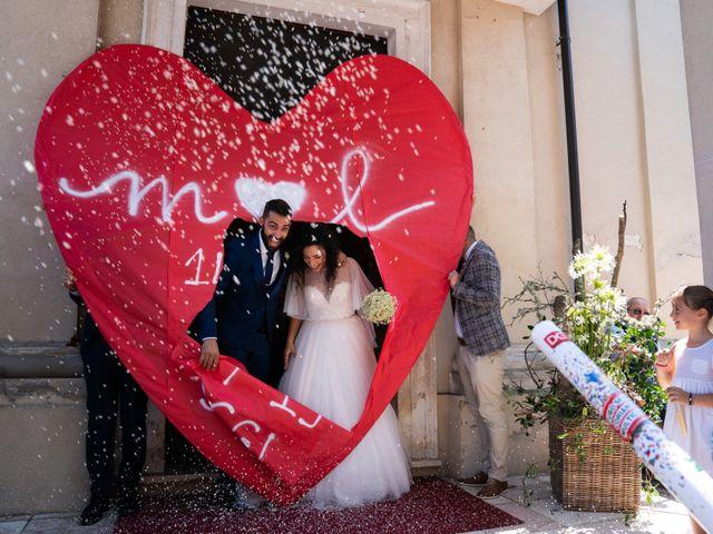 Il matrimonio di Mattia e Lara a Vicenza, Vicenza 23