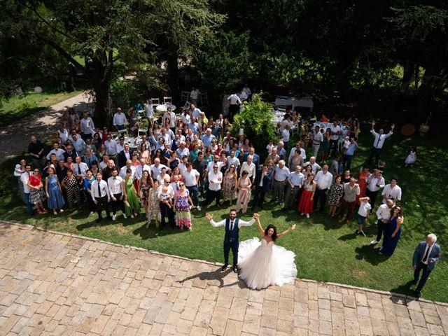 Il matrimonio di Mattia e Lara a Vicenza, Vicenza 34