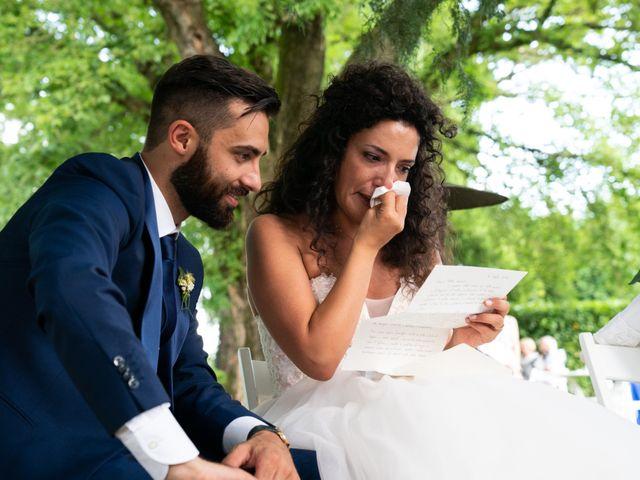 Il matrimonio di Mattia e Lara a Vicenza, Vicenza 41