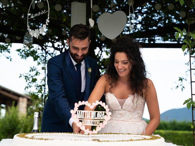 Il matrimonio di Mattia e Lara a Vicenza, Vicenza 43