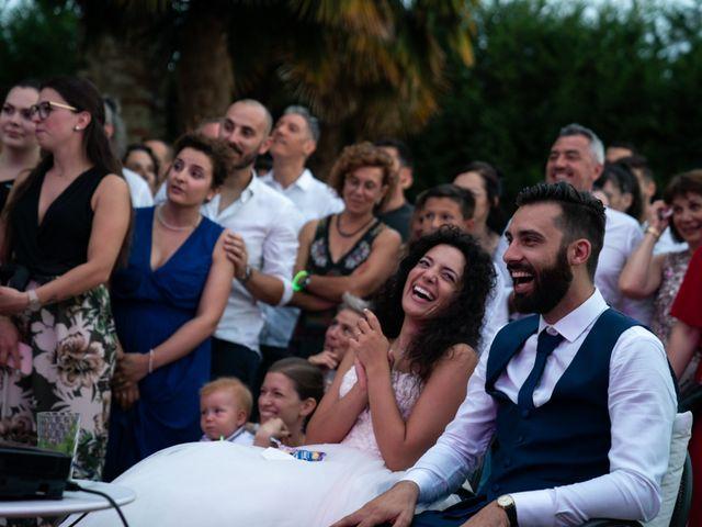Il matrimonio di Mattia e Lara a Vicenza, Vicenza 54