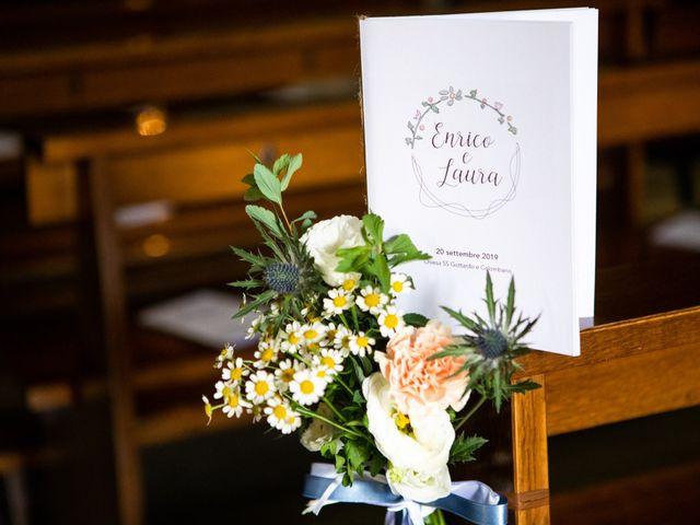 Il matrimonio di Enrico e Laura a Monza, Monza e Brianza 11
