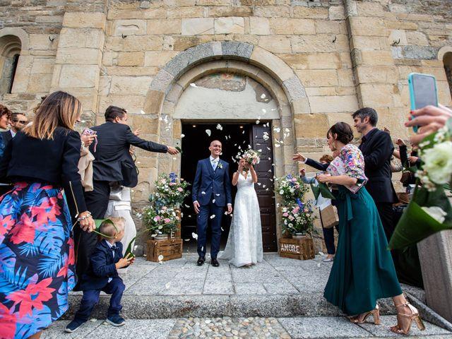 Il matrimonio di Enrico e Laura a Monza, Monza e Brianza 27