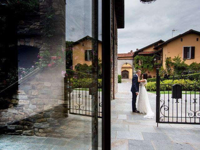 Il matrimonio di Enrico e Laura a Monza, Monza e Brianza 33