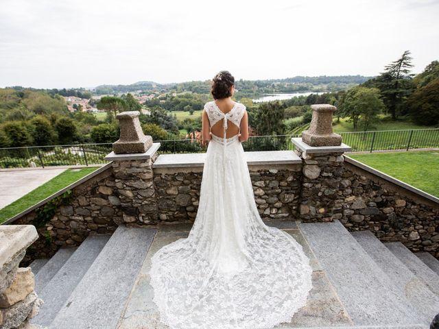 Il matrimonio di Enrico e Laura a Monza, Monza e Brianza 35