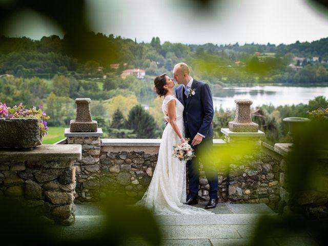 Il matrimonio di Enrico e Laura a Monza, Monza e Brianza 37