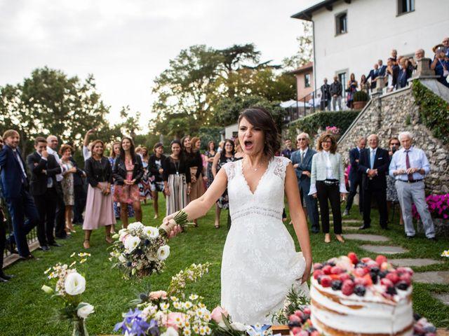 Il matrimonio di Enrico e Laura a Monza, Monza e Brianza 56