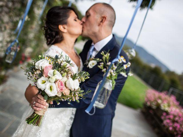 Il matrimonio di Enrico e Laura a Monza, Monza e Brianza 59