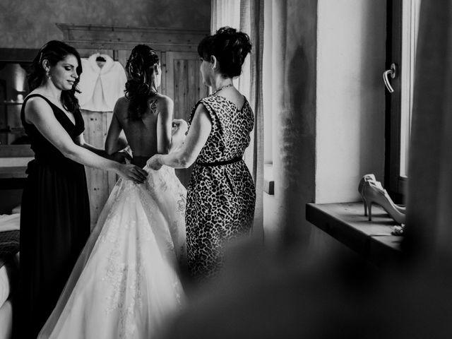 Il matrimonio di Mirko e Federica a Conegliano, Treviso 8