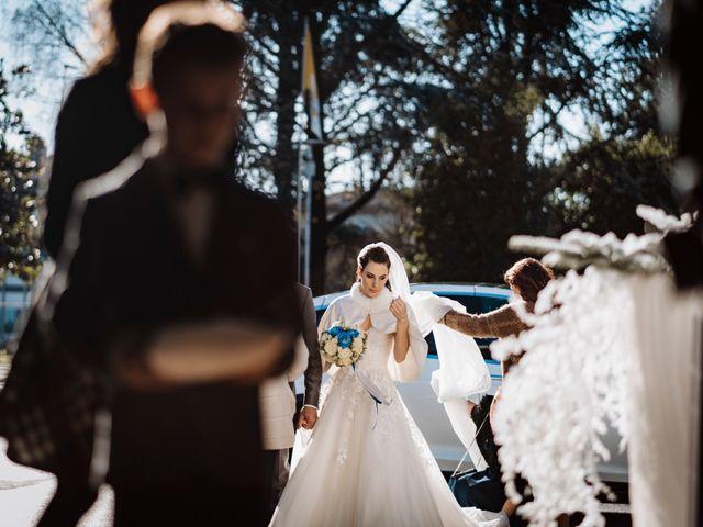 Il matrimonio di Mirko e Federica a Conegliano, Treviso 19