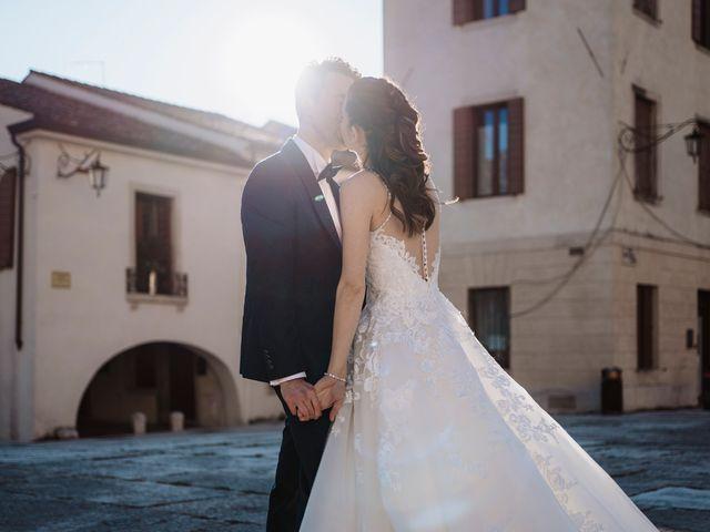 Il matrimonio di Mirko e Federica a Conegliano, Treviso 26