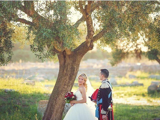 Il matrimonio di Saverio e Pamela a Capaccio Paestum, Salerno 3