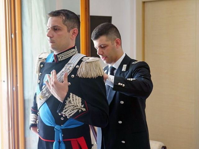 Il matrimonio di Saverio e Pamela a Capaccio Paestum, Salerno 6