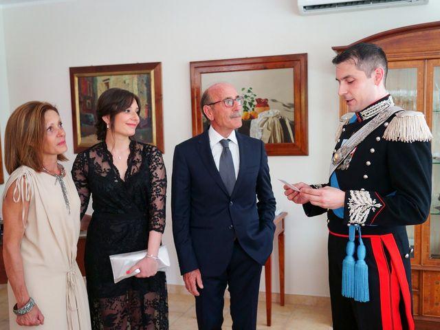 Il matrimonio di Saverio e Pamela a Capaccio Paestum, Salerno 25