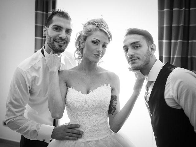 Il matrimonio di Saverio e Pamela a Capaccio Paestum, Salerno 33