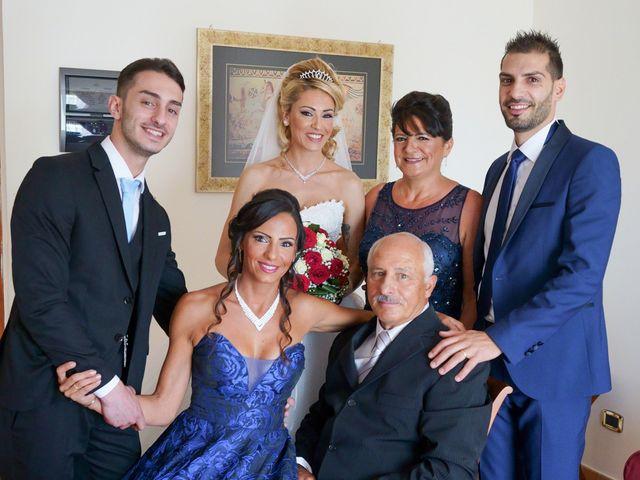 Il matrimonio di Saverio e Pamela a Capaccio Paestum, Salerno 36