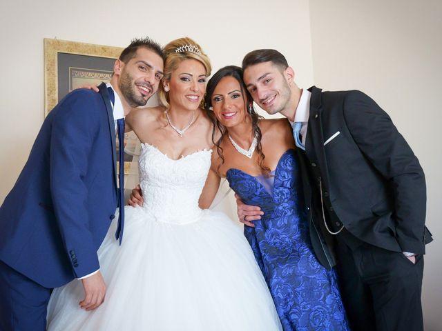 Il matrimonio di Saverio e Pamela a Capaccio Paestum, Salerno 37