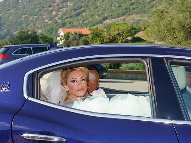 Il matrimonio di Saverio e Pamela a Capaccio Paestum, Salerno 40