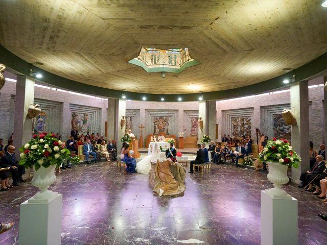 Il matrimonio di Saverio e Pamela a Capaccio Paestum, Salerno 43