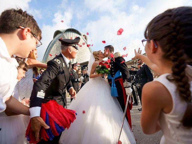 Il matrimonio di Saverio e Pamela a Capaccio Paestum, Salerno 46