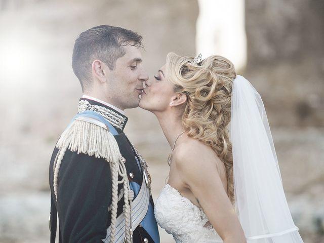 Il matrimonio di Saverio e Pamela a Capaccio Paestum, Salerno 50