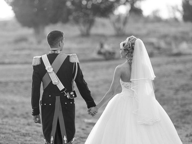 Il matrimonio di Saverio e Pamela a Capaccio Paestum, Salerno 53