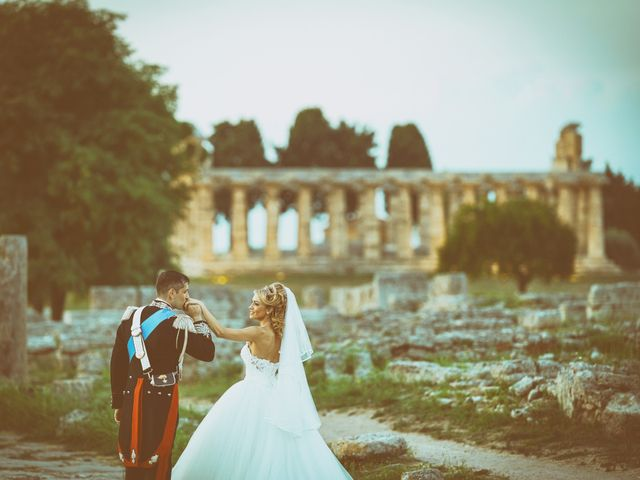 Le nozze di Pamela e Saverio