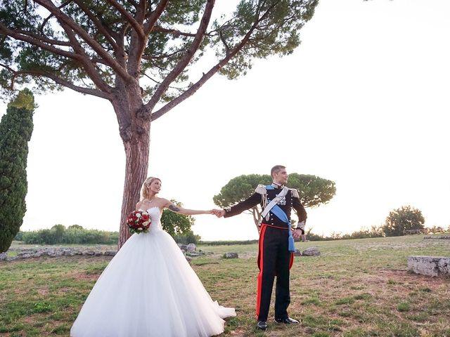 Il matrimonio di Saverio e Pamela a Capaccio Paestum, Salerno 57