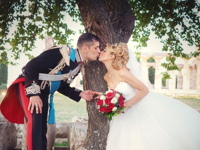 Il matrimonio di Saverio e Pamela a Capaccio Paestum, Salerno 58