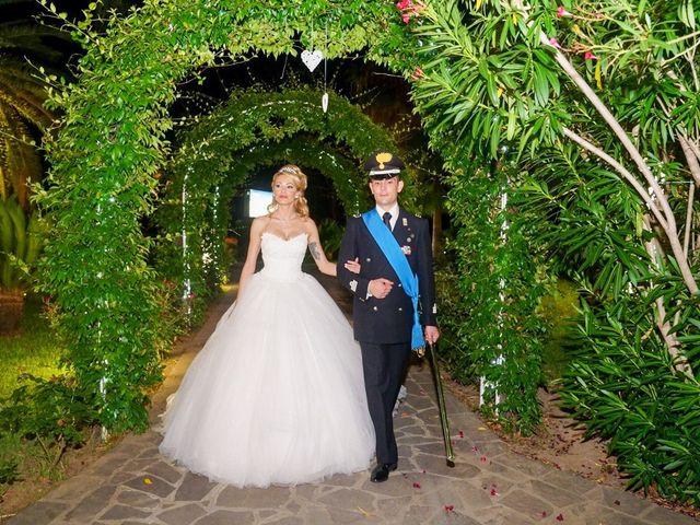 Il matrimonio di Saverio e Pamela a Capaccio Paestum, Salerno 59