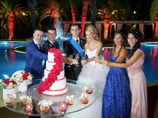 Il matrimonio di Saverio e Pamela a Capaccio Paestum, Salerno 66