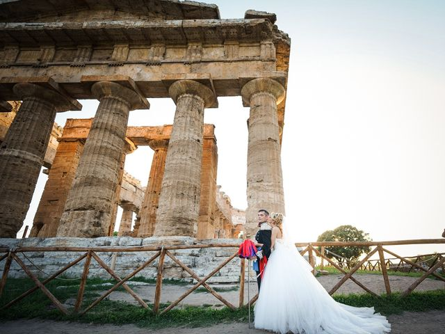 Il matrimonio di Saverio e Pamela a Capaccio Paestum, Salerno 69