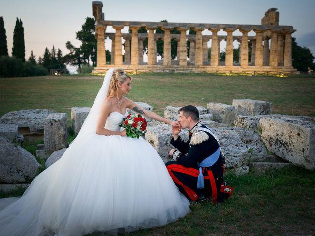 Il matrimonio di Saverio e Pamela a Capaccio Paestum, Salerno 71