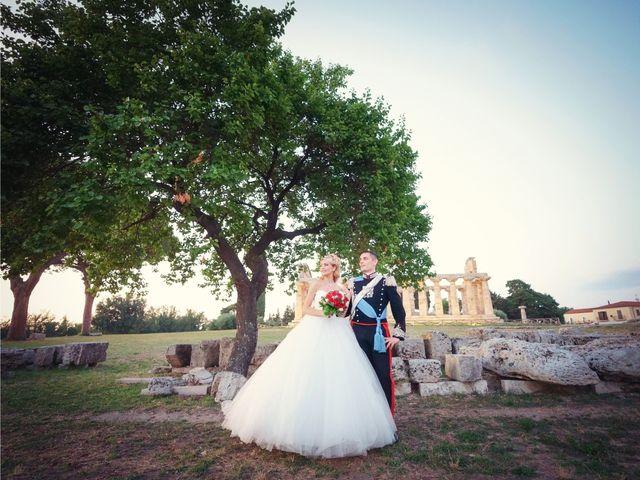 Il matrimonio di Saverio e Pamela a Capaccio Paestum, Salerno 72