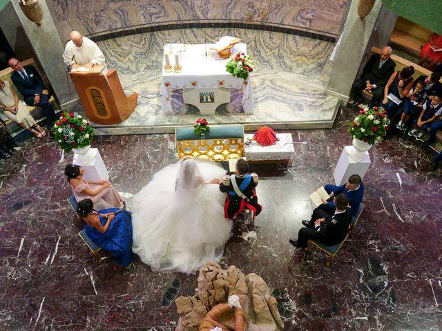 Il matrimonio di Saverio e Pamela a Capaccio Paestum, Salerno 74